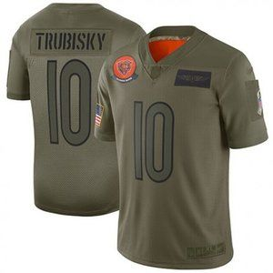 Chicago Bears Mitchell Trubisky Jersey (10)